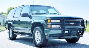 🍁2000 Chevrolet Tahoe Z71 TU/UP FOR SALE * ZERO ISSUES > RUNS AND DRIVES LIKE NEW!- $1000 for Sale in Jersey City, NJ