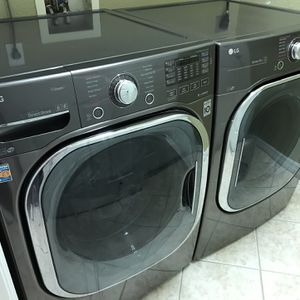 Set Of LG Washer And dryer for Sale in Fort Myers, FL