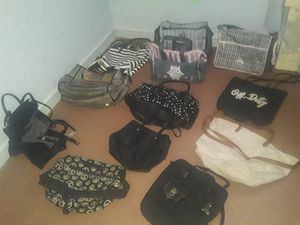 Diaper bags and purses for Sale in El Paso, TX