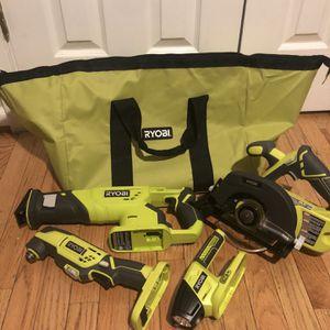RyoBi Tools Brand New for Sale in Washington, DC