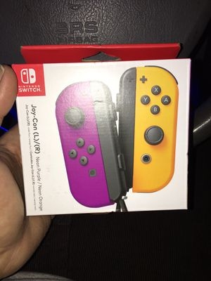 Joy con for Sale in Federal Way, WA