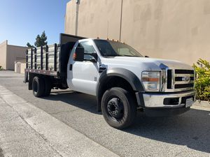 Ford F550 F-550 Flatbed Stake Bed Contractors Utility Bed F450 F-450 for Sale in Long Beach, CA
