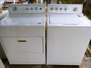Washer and dryer read this post for Sale in Royal Palm Beach, FL