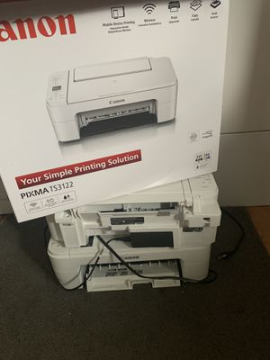2 printer 🖨 used. Freee Gratis Gratis for Sale in Kissimmee, FL