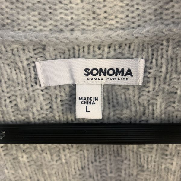 Sonoma Sweater Fringe
