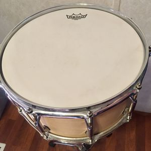 Pearl 14x6.5 Maple SensiTone Premium Snare Drum - Natural Maple for Sale in Albuquerque, NM