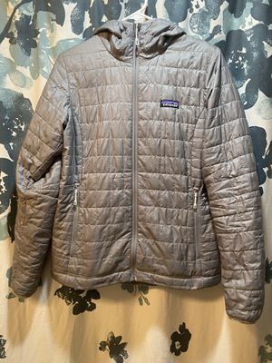 Women's Patagonia Nanopuff w/ Hood - Medium for Sale in Seattle, WA