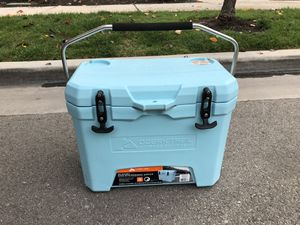 New Ozark Trail cooler.. trade for Nintendo Switch Pro Controller for Sale in Santa Fe Springs, CA