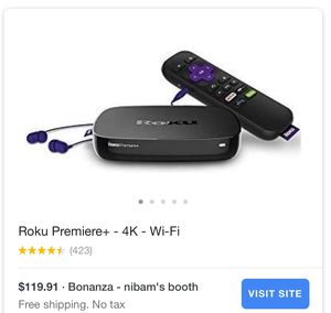 Roku + for Sale in Chicago, IL
