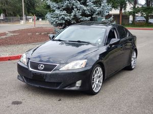 2006 Lexus IS 350 for Sale in Tacoma, WA