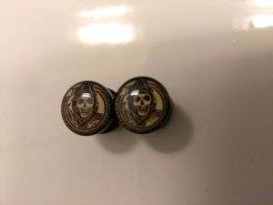 Son's of Anarchy plugs for Sale, used for sale  Covina, CA