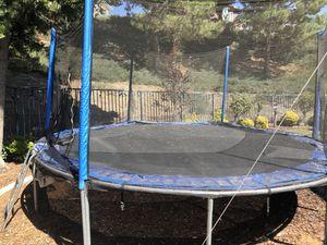 Trampoline - Free for Sale in Mission Viejo, CA