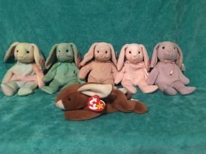 Ty's beanie babies bunny rabbit for Sale in Orlando, FL