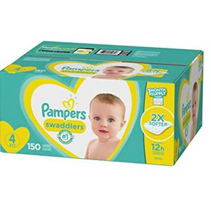 Diapers Size 4, 150 Count - Pampers for Sale in Las Vegas, NV
