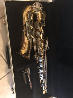 Bundy alto saxophone for Sale in Spring, TX
