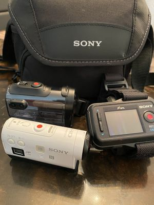 Mini Sony Action Cam for Sale in McGuire Air Force Base, NJ