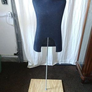 Torso Mannequin With Stand - Clothing Mannequin - Sewing Mannequin - Easy Take Down For Traveling for Sale in Fullerton, CA