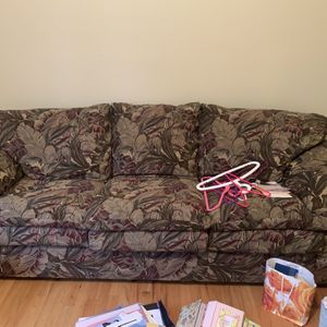 Pull-out Sofa Couch for Sale in Mahwah, NJ