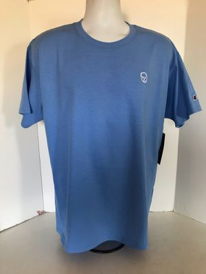 Earl Sweatshirts x Champion Crew neck Blue Tee T-Shirt Size Large NWT New. for Sale for sale  Long Beach, CA