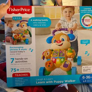 Fisher Price Walking Buddy for Sale in Chandler, AZ