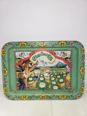 Cabbage patch vintage TV tray for Sale in San Antonio, TX