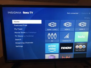 Tv 32in insignia for Sale in New Haven, CT