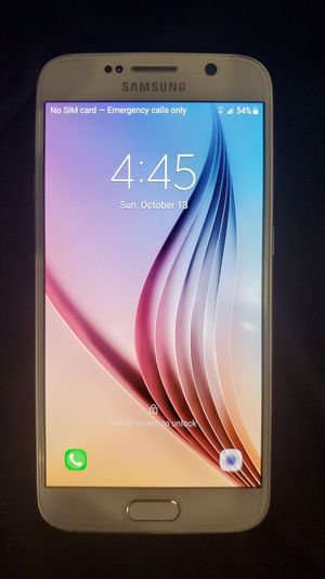 Samsung S6 like new for Sale in Richmond, CA