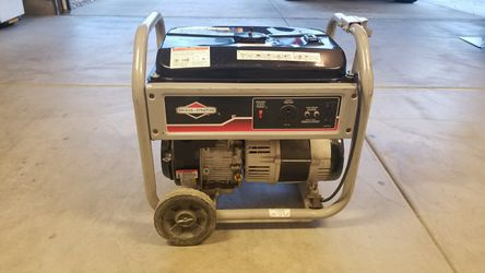 Briggs & Stratton portable Generator 3500 Watt for Sale in Irwindale,  CA