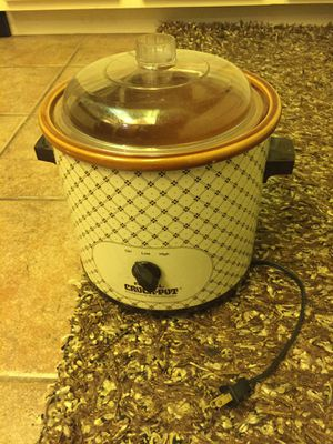 Crock pot 3.4Q for Sale in Spring Valley, CA