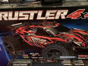 Traxxas Rustler 4x4 for Sale in Shrewsbury, PA