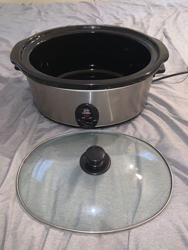 Crofron slow cooker