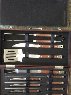 Charmglow Complete Boxed BBQ Set for Sale in Boca Raton, FL