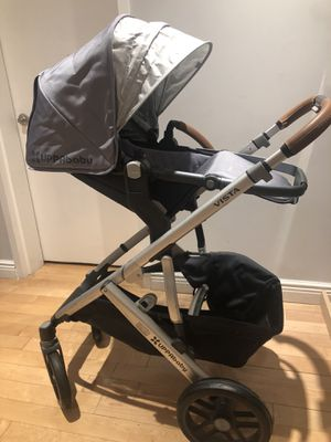 Uppababy vista 2015 for Sale in Great Neck, NY