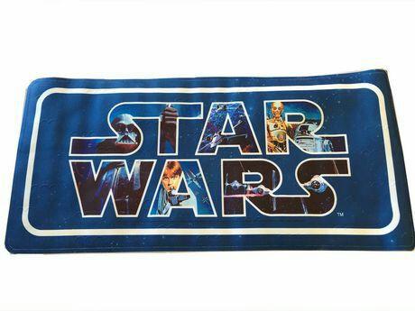New Star Wars tub mat 30.5 in x 14.5 slip resistant