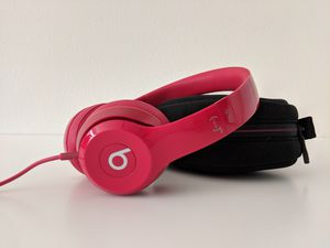 Beats Solo Red for Sale in Portland, OR