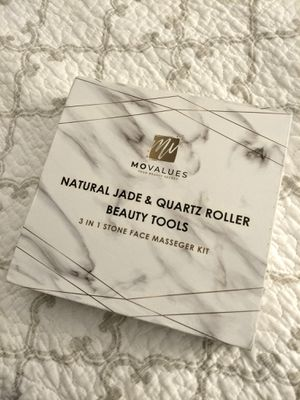 New Natural Jade & Quartz Roller Beauty Tools for Sale in Tampa, FL
