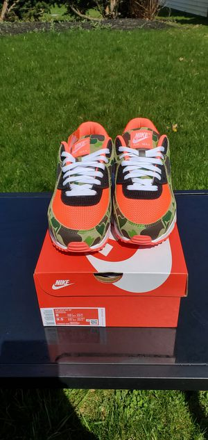 AIR MAX 90 REVERSE DUCK CAMO for Sale in Cleveland, OH
