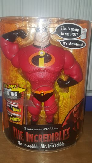 """Hasbro The Incredibles: The Incredible Mr. Incredible 12"""" Action Figure for Sale in Miramar, FL"""