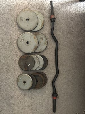 Dumbbells weight set for Sale in St. Petersburg, FL