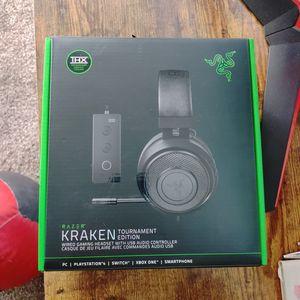 Razer Kraken Headset for Sale in Las Vegas, NV