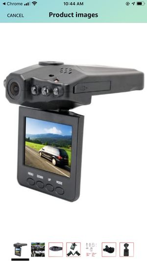 HD DVR portable DVR with 2.5 TFT LCD screen for Sale in Hawthorne, CA