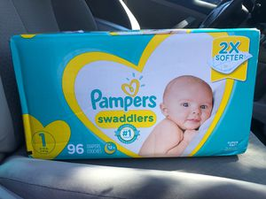 Brand new Baby clothes, Size 1 Diapers, Brand new Johnson's lotion/soap... for Sale in Oceanside, CA