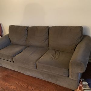 Sofa Bed And Couch for Sale in Elmont, NY