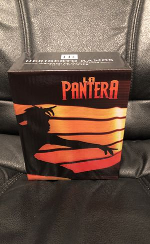 Houston dynamo la pantera bobblehead for Sale in Houston, TX