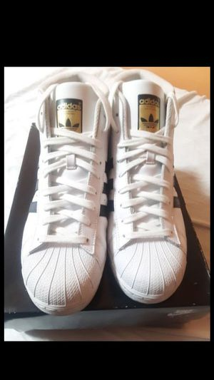 High Top Shell Toe Adidas ((Pro Model)) for Sale in Washington, DC