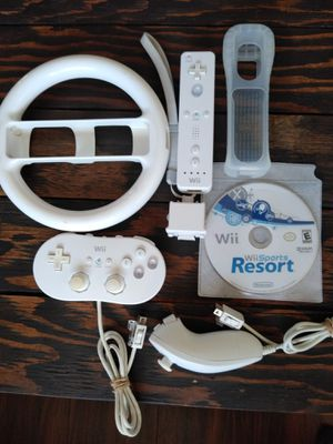 Wii remote game & accessories for Sale in Tijuana, MX
