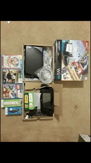 Nintendo WII U like new for Sale in Brighton, MI