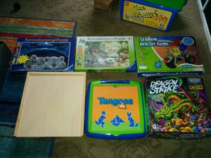 Games and puzzles for Sale in Bellevue, WA