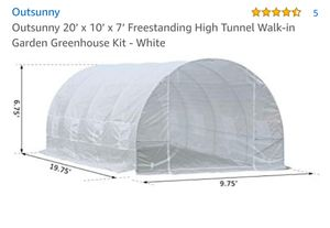 Greenhouse for Sale in Salinas, CA