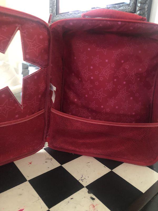 American girl doll luggage